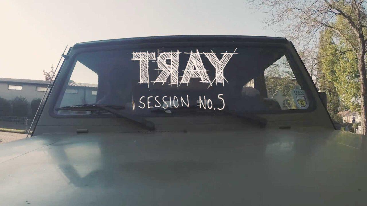Tray Livestream